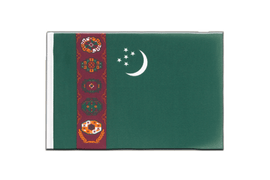 Turkmenistan - Little Flag 6x9""