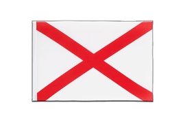 Alabama - Little Flag 6x9""