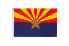 Arizona Mini Flag - 6x9""