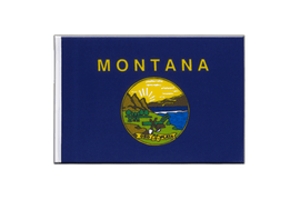 Montana - Little Flag 6x9""