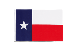 Texas - Little Flag 6x9""