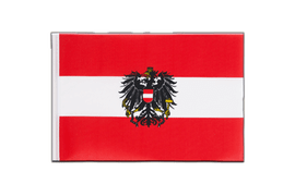 Austria eagle - Little Flag 6x9""