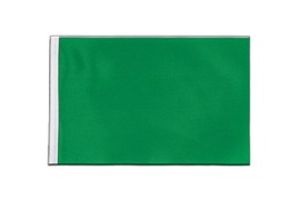 Green - Satin Flag 6x9""