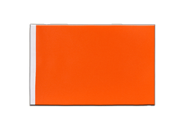 Orange - Satin Flag 6x9""
