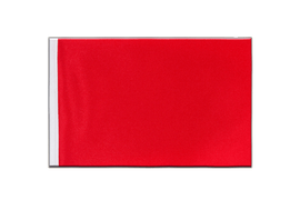 Red - Satin Flag 6x9""