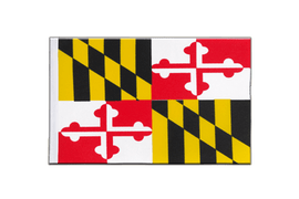 Maryland - Satin Flag 6x9""