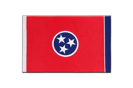 Tennessee - Satin Flag 6x9""