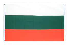 Bulgaria - Banner Flag 3x5 ft, landscape