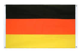 Germany - Banner Flag 3x5 ft, landscape