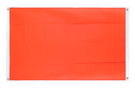 Red - Banner Flag 3x5 ft, landscape