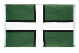 Devon - Banner Flag 3x5 ft, landscape
