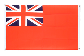 Red Ensign - Banner Flag 3x5 ft, landscape
