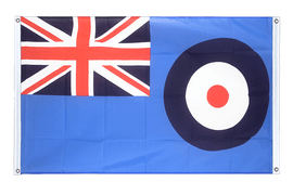 Royal Airforce - Banner Flag 3x5 ft, landscape