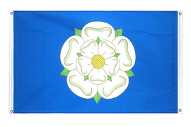 Yorkshire new - Banner Flag 3x5 ft, landscape
