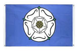 Yorkshire - Banner Flag 3x5 ft, landscape