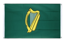 Leinster - Banner Flag 3x5 ft, landscape
