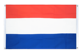 Netherlands - Banner Flag 3x5 ft, landscape