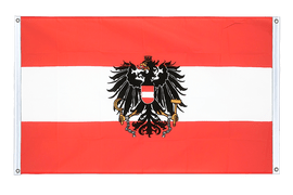 Austria eagle - Banner Flag 3x5 ft, landscape