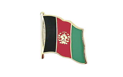 Afghanistan Flag Lapel Pin