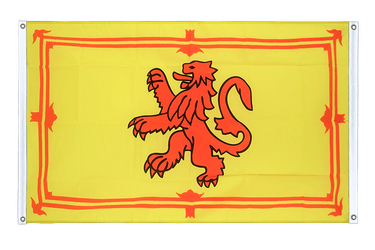 Scotland Royal Banner Flag 3x5 ft, landscape