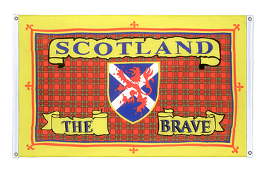 Schottland Scotland The Brave