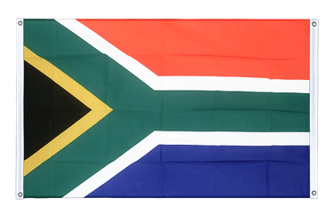 South Africa Banner Flag 3x5 ft, landscape