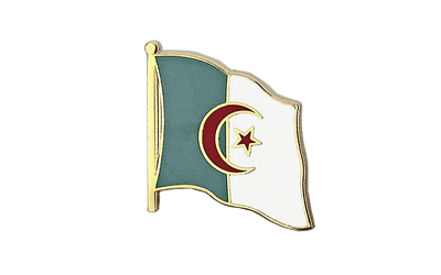 Algeria - Flag Lapel Pin