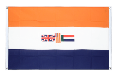 South Africa old Banner Flag 3x5 ft, landscape
