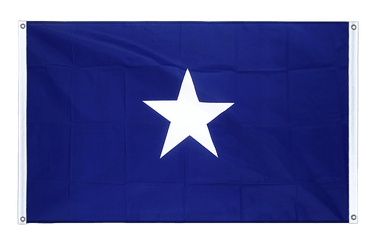USA Bonnie Blue Mississippi 1861 - Banner Flag 3x5 ft, landscape