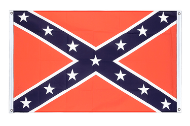 USA Southern United States - Banner Flag 3x5 ft, landscape