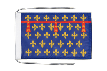 Artois Flag with ropes 8x12""