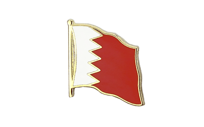 Bahrain Flag Lapel Pin