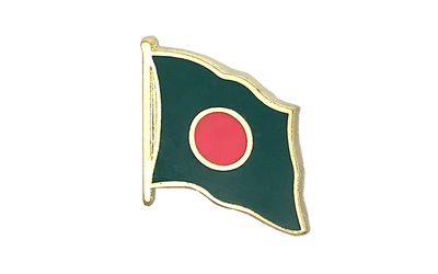 Bangladesh - Flag Lapel Pin