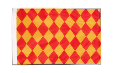 Angoumois 12x18 in Flag
