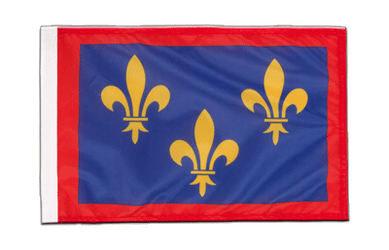 Anjou 12x18 in Flag