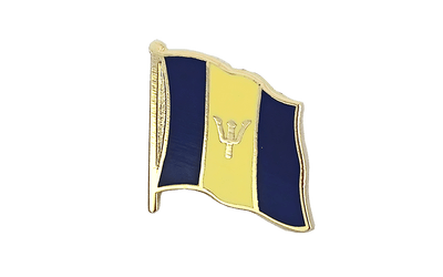 Barbados Flag Lapel Pin