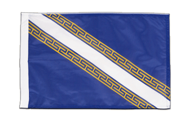 Champagne-Ardenne 12x18 in Flag