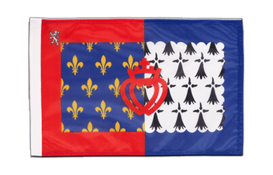 Pay de la Loire 12x18 in Flag