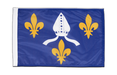Saintonge - 12x18 in Flag