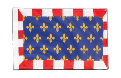 Touraine - 12x18 in Flag