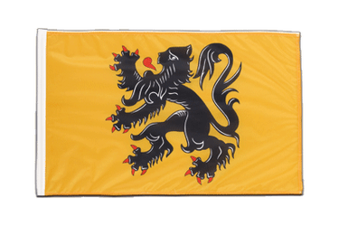 Belgium Flanders Sleeved Flag PRO 2x3 ft
