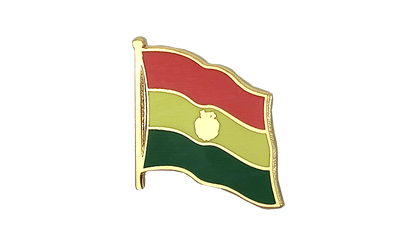 Bolivia Flag Lapel Pin