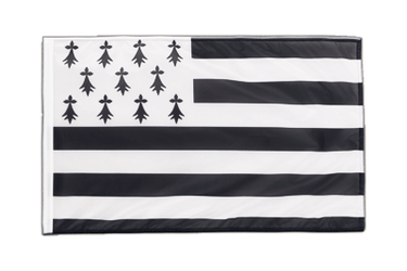 Brittany Sleeved Flag PRO 2x3 ft