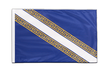 Champagne-Ardenne Sleeved Flag PRO 2x3 ft