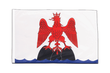 County of Nice Sleeved Flag PRO 2x3 ft