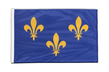 Île-de-France Drapeau Fourreau PRO 60 x 90 cm