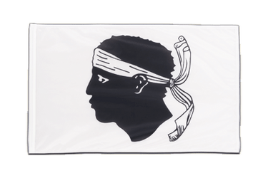 Corsica Sleeved Flag PRO 2x3 ft