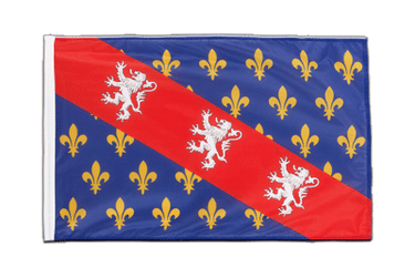County of La Marche Sleeved Flag PRO 2x3 ft