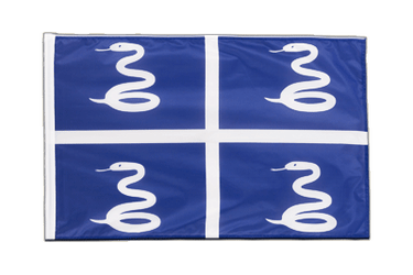 Martinique Sleeved Flag PRO 2x3 ft