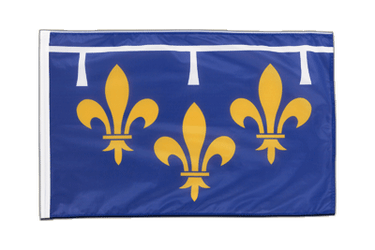 Orléanais Sleeved Flag PRO 2x3 ft